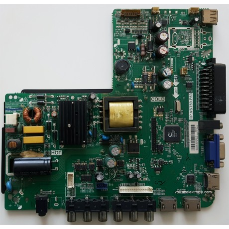 SANYO LE71S16HM TP.VST59.P83 CX275DLEDM ANAKART MAIN BOARD