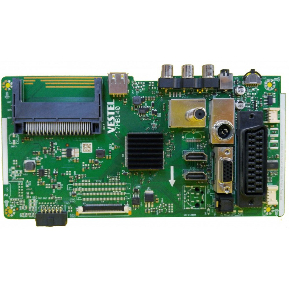 23427346 ,17MB140 ,10111627 , VESTEL SAT.40FB5050 ,ANAKART ,MAIN BOARD